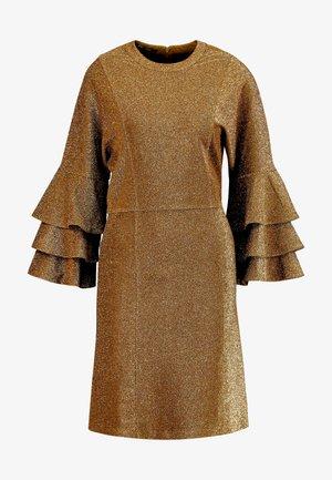 Denní šaty - olive