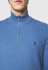 Polo Ralph Lauren - Jumper - blue stone heather - 4