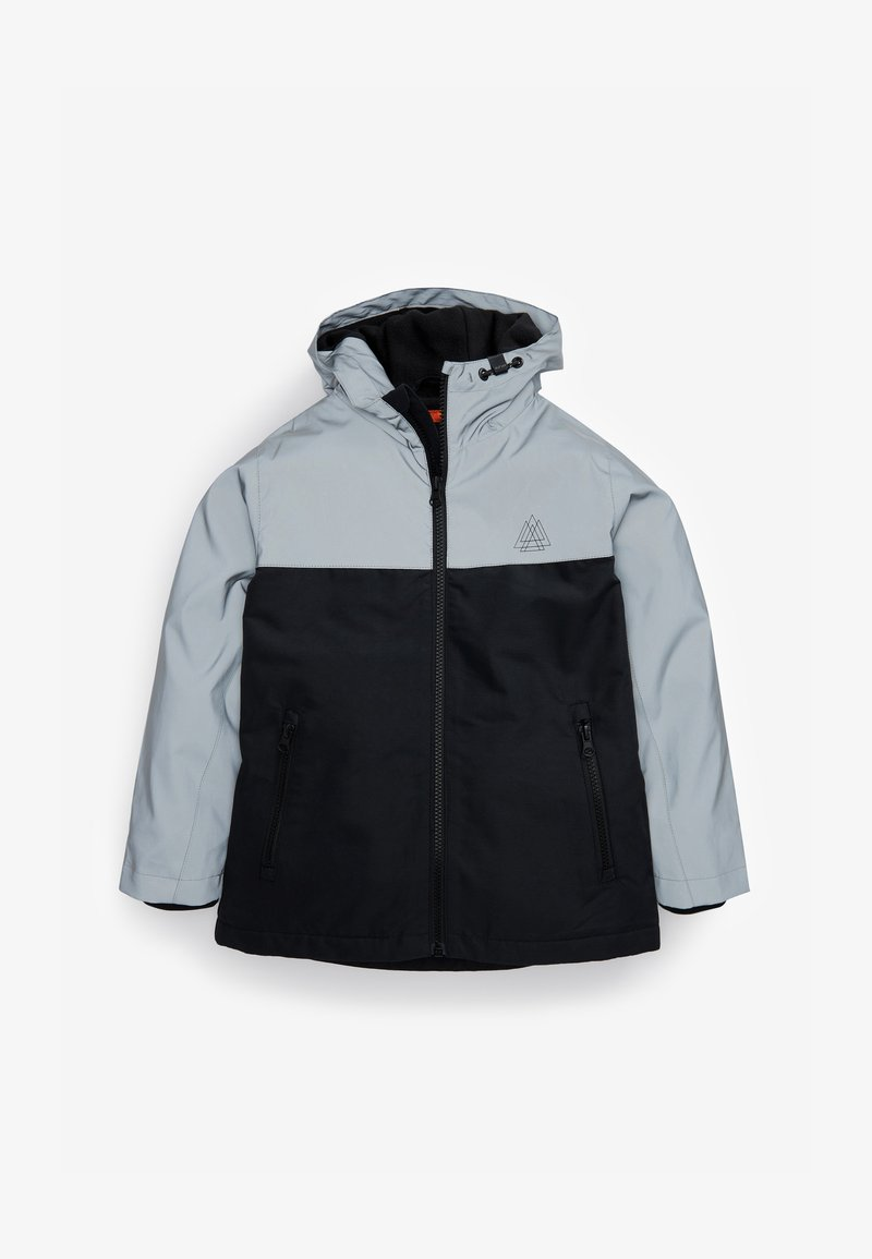 Next - REFLECTIVE ANORAK  - Winter jacket - black