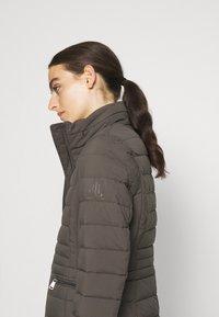 Lauren Ralph Lauren - INSULATED - Down jacket - mottled dark grey - 4