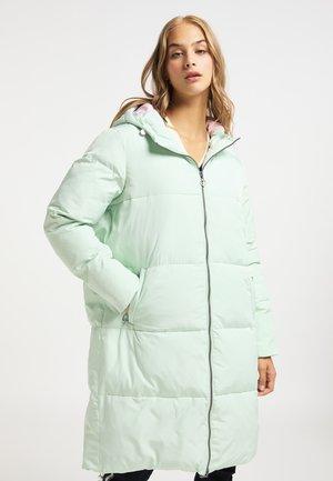 Winter coat - minze