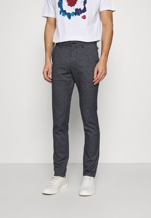 BLEECKER  LOOK - Chino - blue