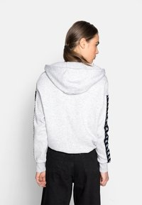 Kappa - IVAINE - Sweatshirt - high-rise melange - 2