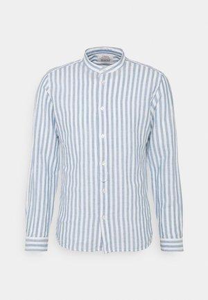MAO STRIPE - Košile - medium blue