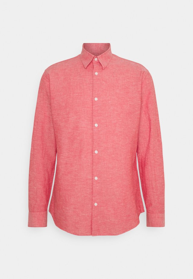 SLHREGNEW SHIRT CLASSIC - Camicia - bittersweet