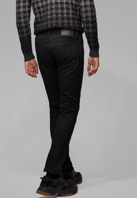 BOSS - DELAWARE  - Slim fit jeans - black - 2