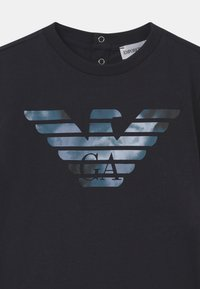 Emporio Armani - BABY - Print T-shirt - blue navy - 2