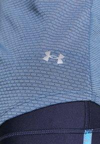 Under Armour - STREAKER - Camiseta básica - mineral blue - 5