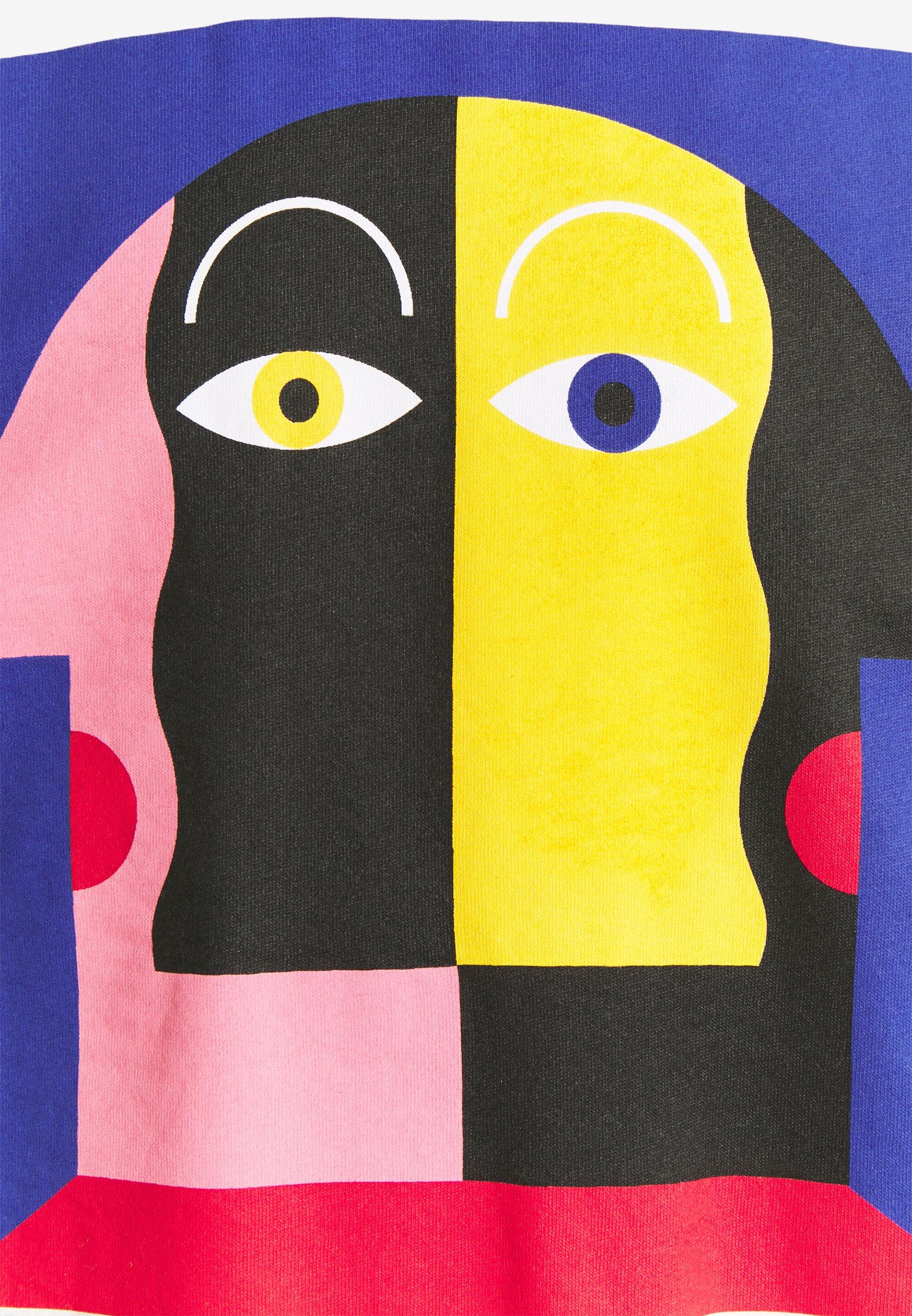 Men MARCO OGGIAN X TIWEL BEAUTY - Print T-shirt