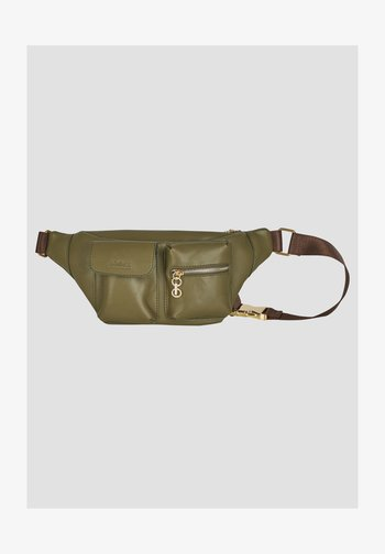 SLOUCHY - Bum bag - khaki
