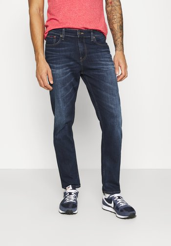 RYAN  - Jeans relaxed fit - aspen dark blue stretch