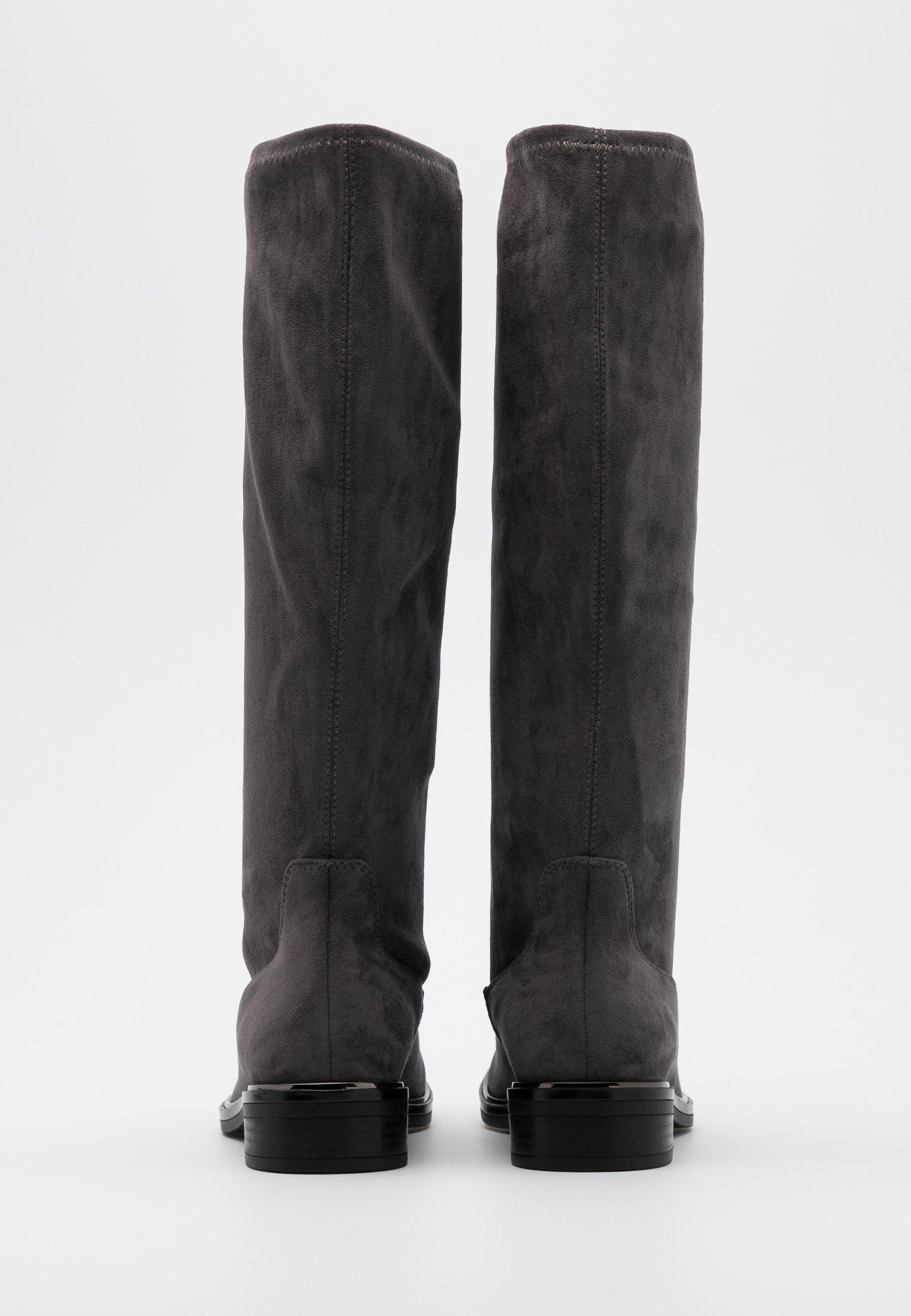 Caprice Boots - Stiefel Dark Grey/dunkelgrau