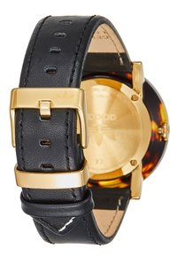 Adidas Timing - DISTRICT - Horloge - black tortoise/gold-coloured/black - 2
