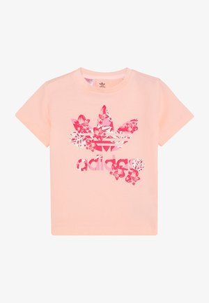 TREFOIL TEE - Camiseta estampada - light pink