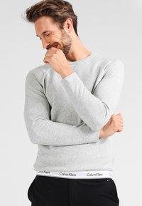 Calvin Klein Underwear - Camiseta de pijama - grey - 0