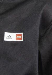 adidas Performance - LEGO® NINJAGO SET - Tracksuit - black - 4