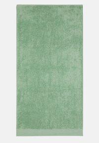 Möve - UNI MIT CHENILLEBIESEN - Overige accessoires - celadon - 0