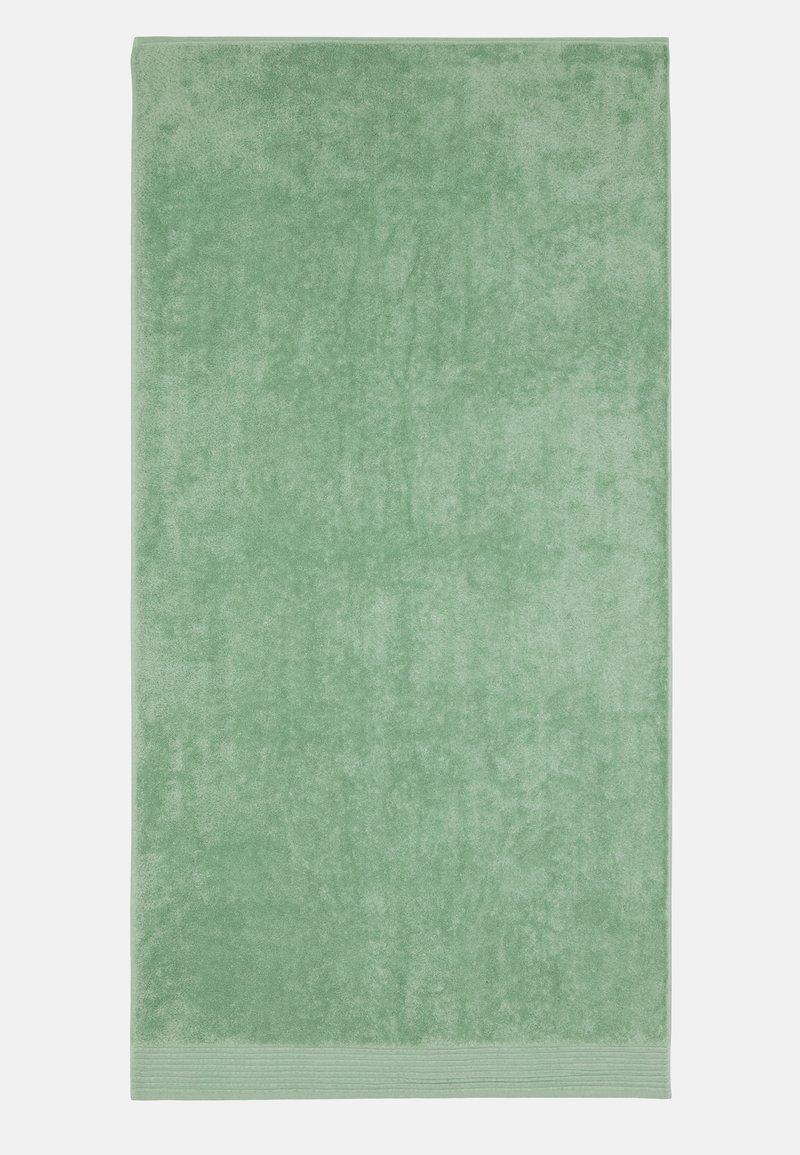 Möve - UNI MIT CHENILLEBIESEN - Overige accessoires - celadon