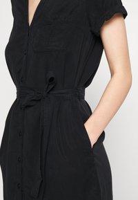 Abercrombie & Fitch - Abito a camicia - black - 4