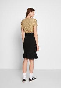 Anna Field Tall - Pencil skirt - black - 2