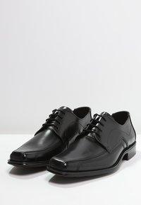 Lloyd - DAGAN - Elegantní šněrovací boty - schwarz - 2
