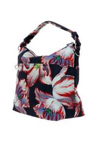 Oilily - PICNIC HOBO  - Handbag - dark blue - 4