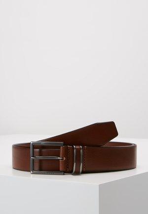 CANZION - Pásek - medium brown
