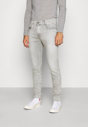 D-STRUKT - Slim fit jeans - dirty white