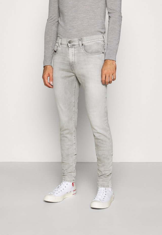 D-STRUKT - Jeans slim fit - dirty white