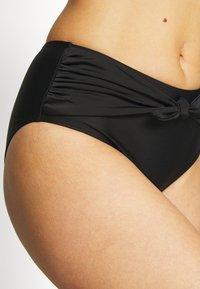 YAS - YASKINOABRIEF - Bikiniunderdel - black - 4