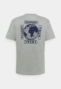 GAP - GRAPHIC  - T-shirt z nadrukiem - heather grey - 1