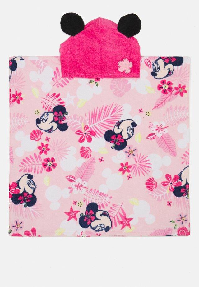 BABY GIRL PONCHOMINNIE - Sortie de bain - hot pink