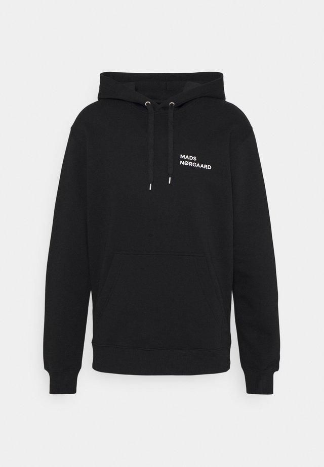 NEW STANDARD HOODIE LOGO - Sweatshirts - black
