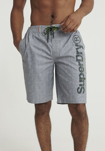 CLASSIC - Swimming shorts - silver grey grit