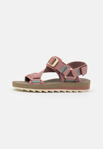 ALPINE STRAP - Walking sandals - burlwood