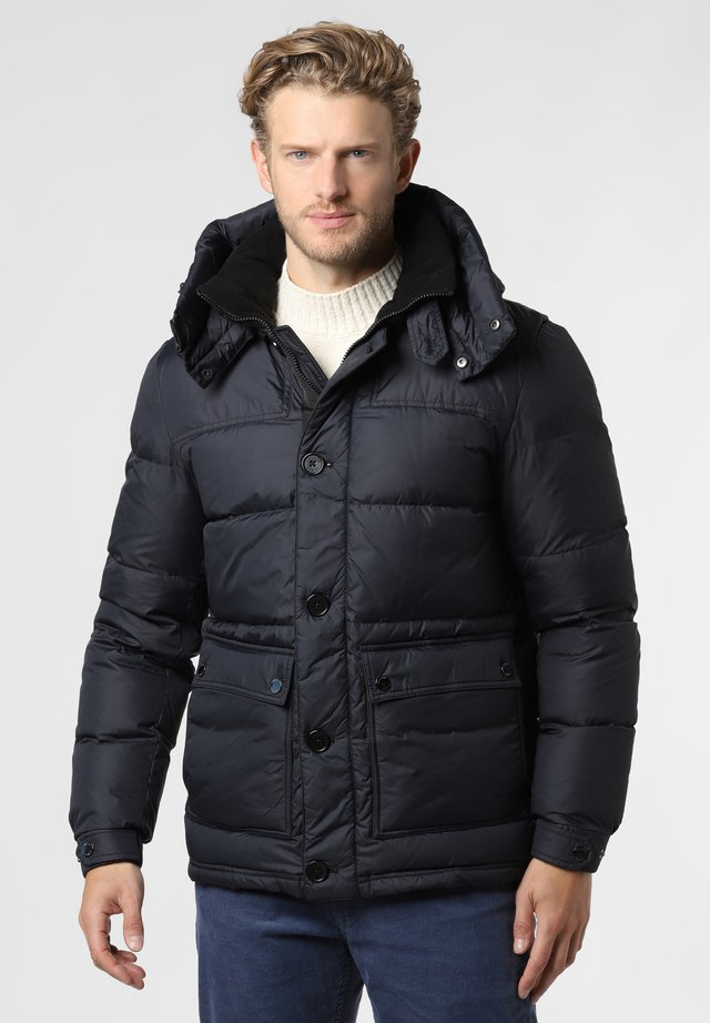 Down jacket - marine