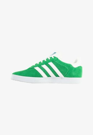 Baskets basses - vert