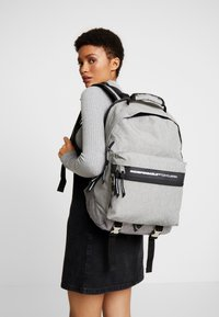 Indispensable - FUSION BACKPACK - Rugzak - grey - 6