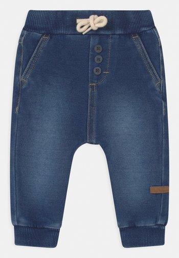 NBMROMEO - Relaxed fit jeans - medium blue denim