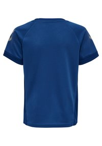 Hummel - Print T-shirt - true blue - 2