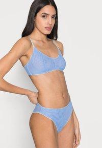 Cotton On Body - HOLLY BRALETTE BRASILIANO - Briefs - cornflower lilac/aqua splash - 3