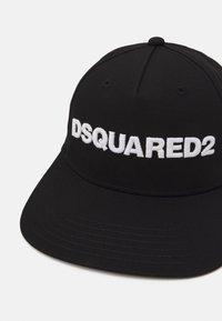 Dsquared2 - UNISEX - Kšiltovka - black - 4