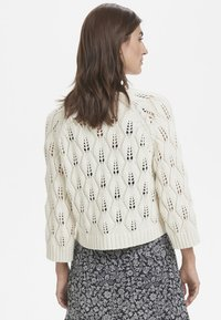 Part Two - SANDY  - Cardigan - off-white - 2