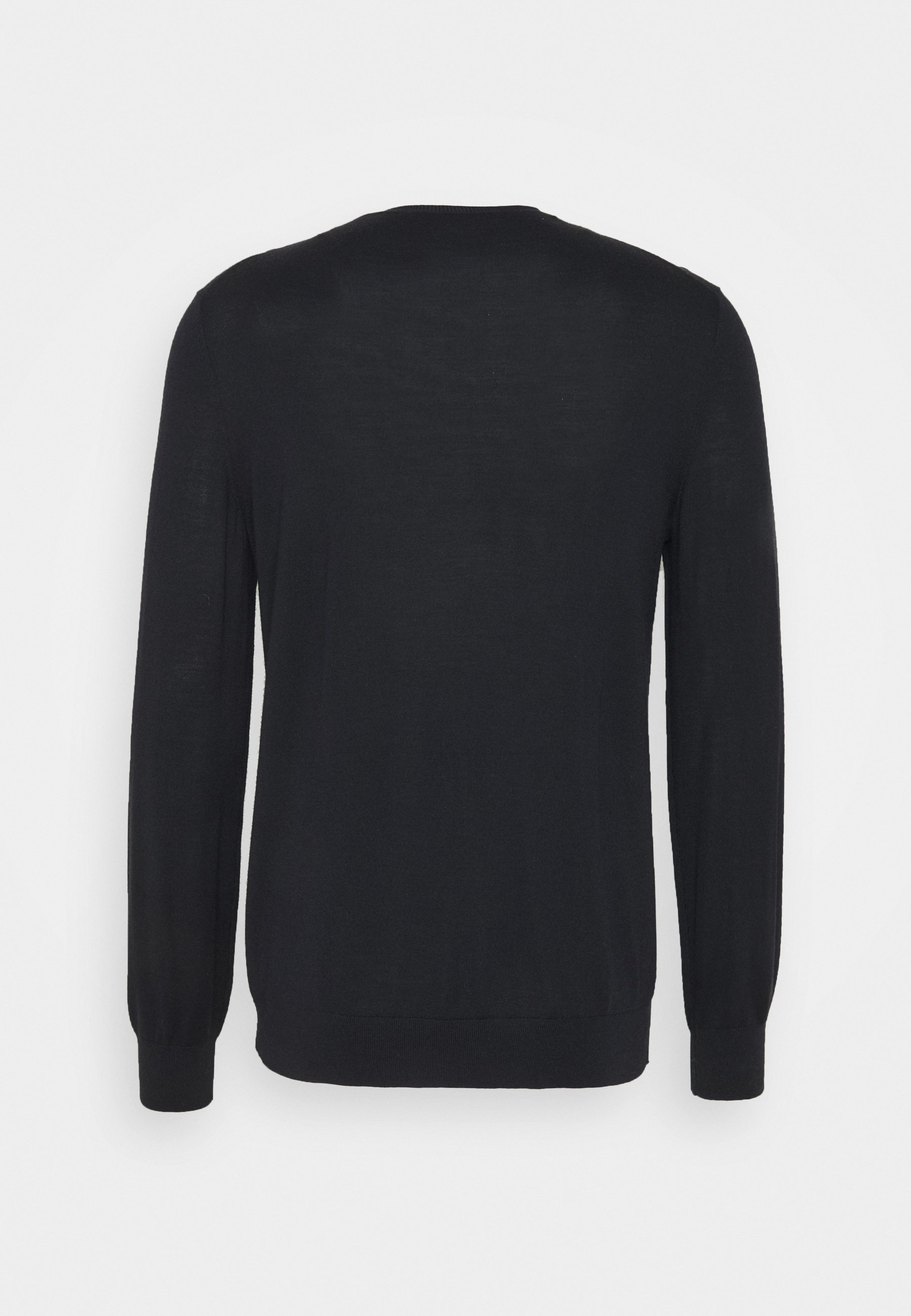 Theory CREW NECK - Pullover - navy