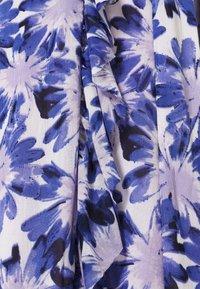 Fabienne Chapot - BOBO FRILL SKIRT - Wrap skirt - marigold lilac - 6