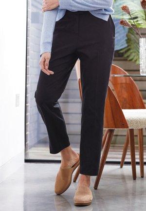 PREMIUM  - Chino kalhoty - black