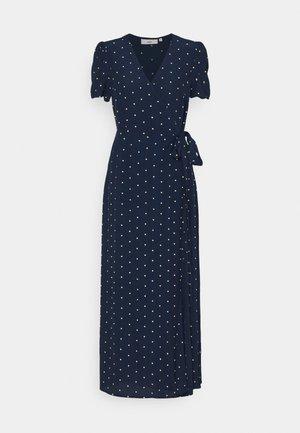 ELASTICA - Maxi dress - navy blazer