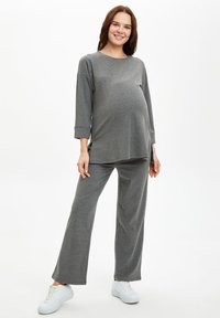DeFacto - Tracksuit bottoms - grey - 0