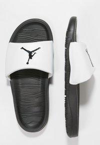 Jordan - BREAK - Mules - white/black - 1