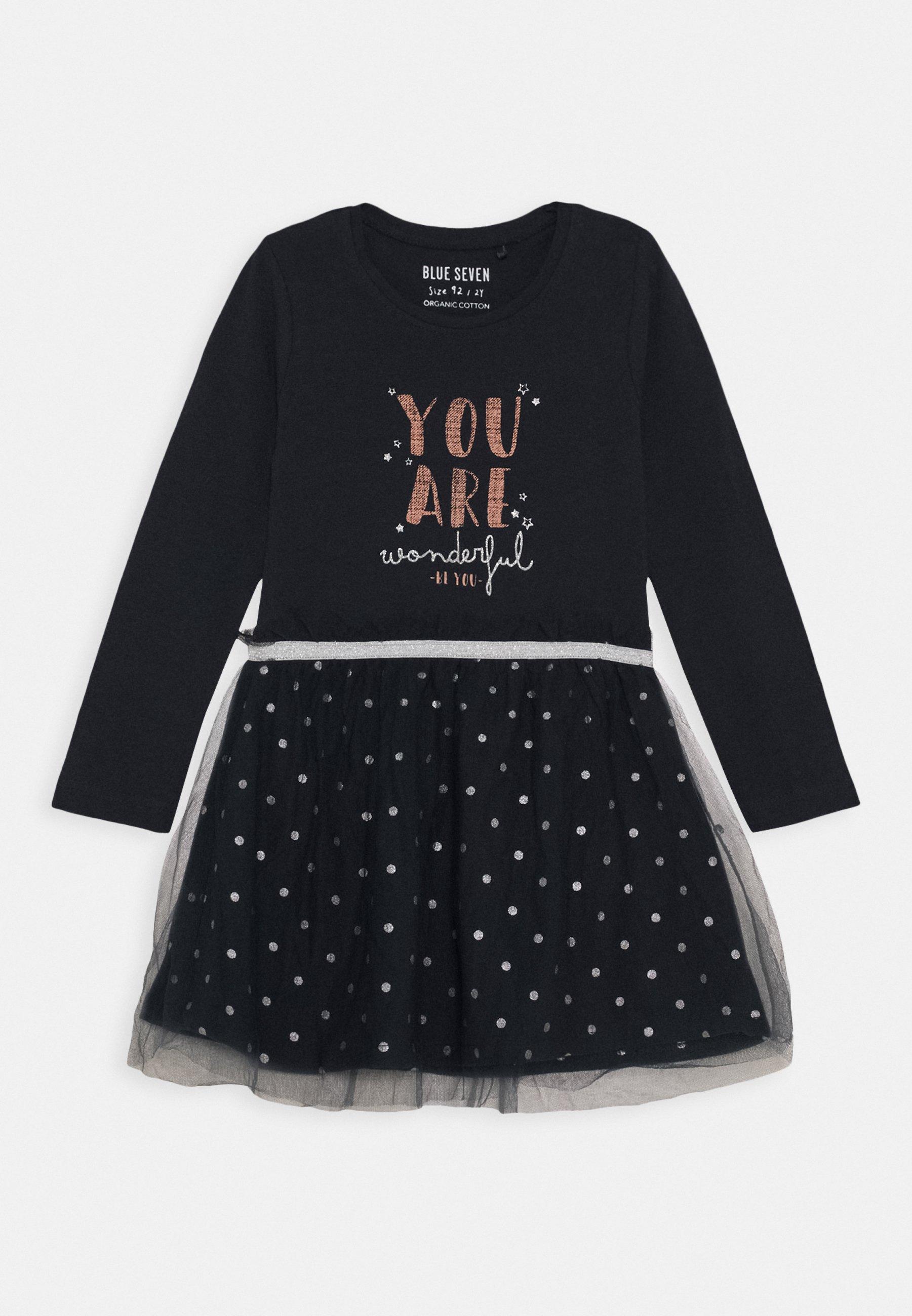 Bambini KIDS TULLE DRESS - Vestito di maglina